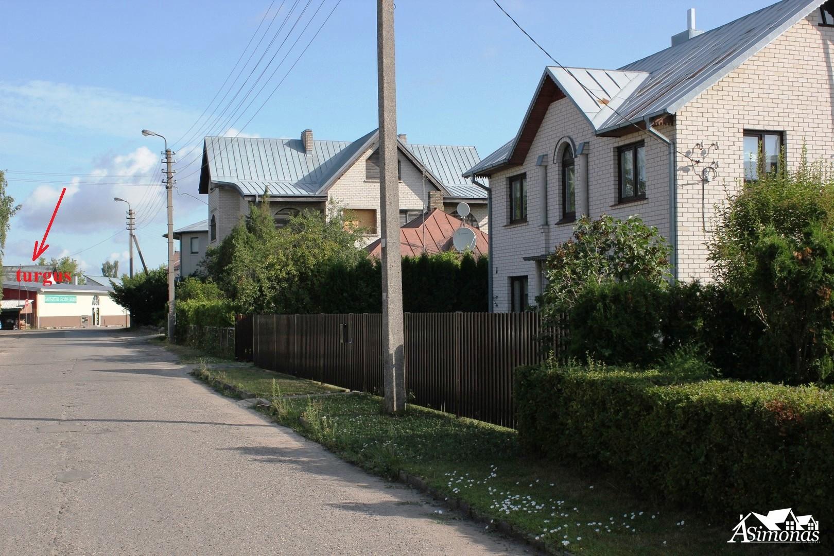 Namas Panevėžio centre